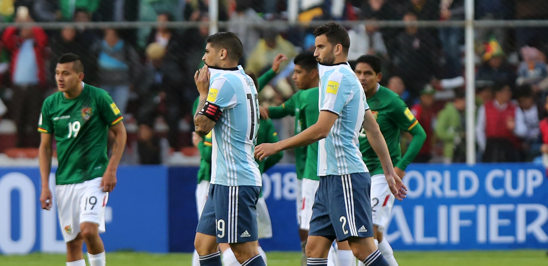 bolivia derrota a argentina