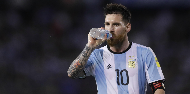 messi argentina chile eliminatorias