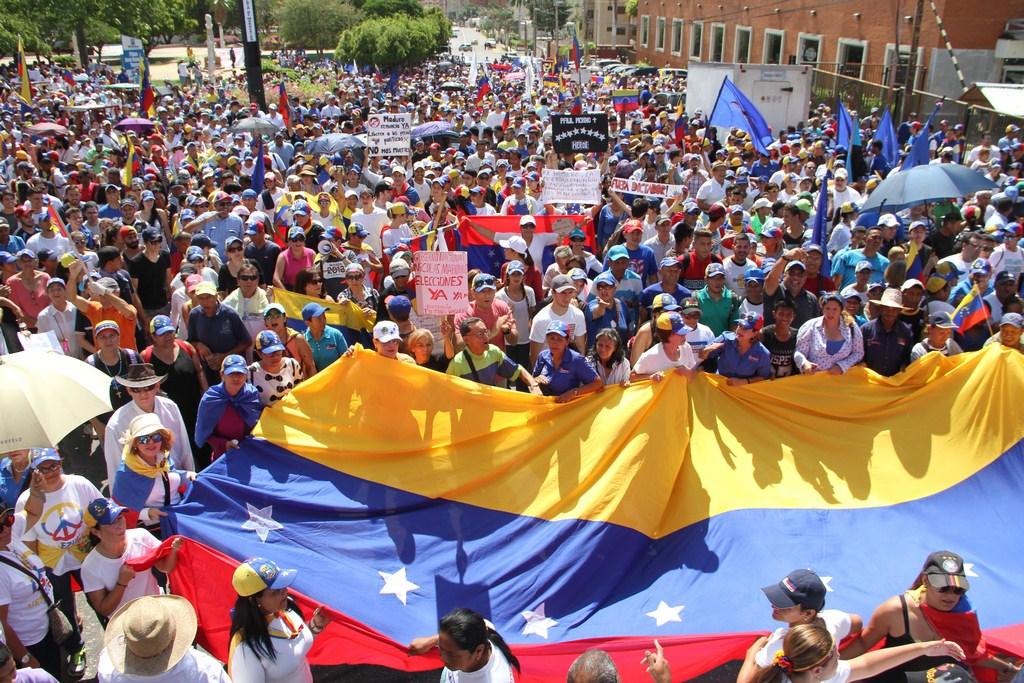 Marcha Maracaibo 20-05