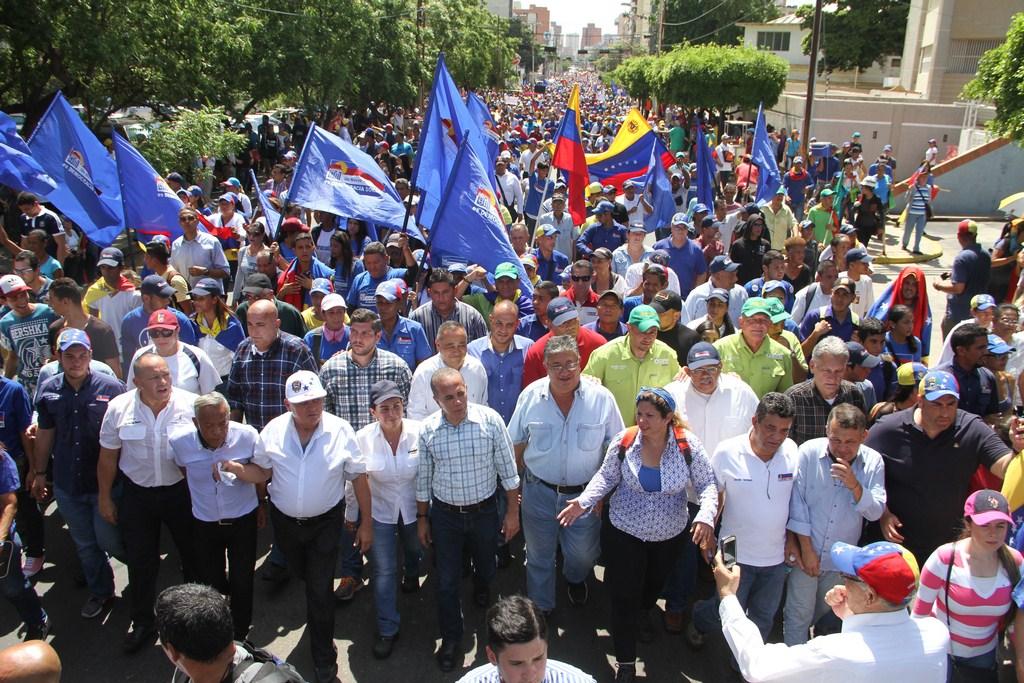 Marcha Maracaibo