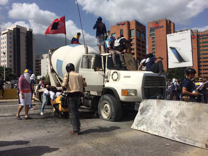 manifestantes oposicion 2752017 @RCamachoVzla 3