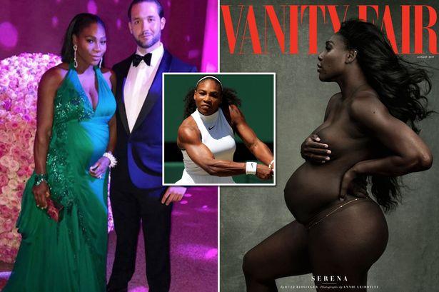 Serena Williams Vanity Fair