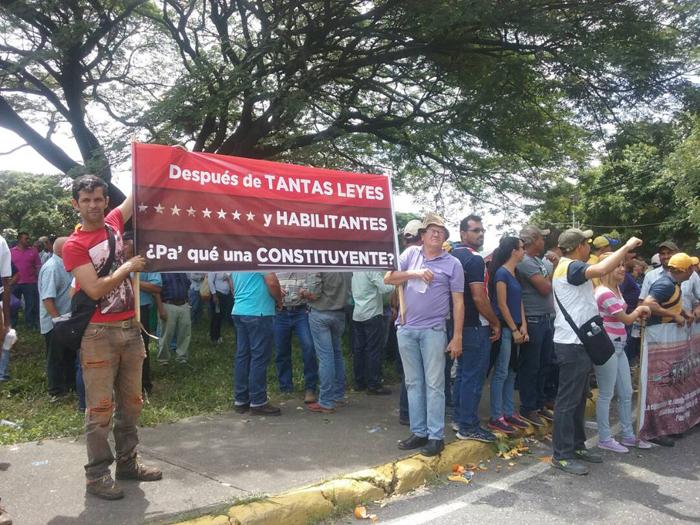 Movimiento Agroalimentario de Voluntad Popular respalda la consulta popular de este #16J 5