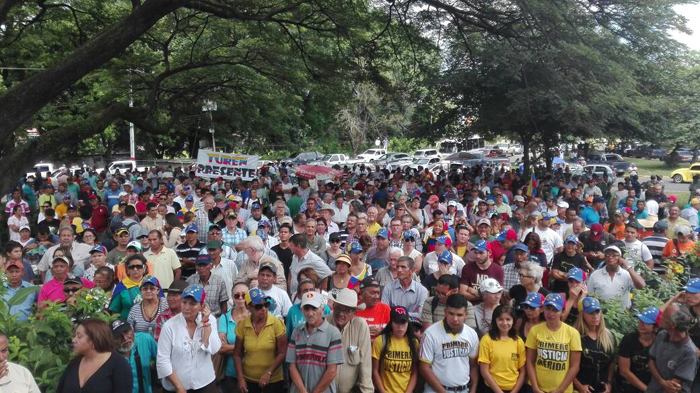 Movimiento Agroalimentario de Voluntad Popular respalda la consulta popular de este #16J 7
