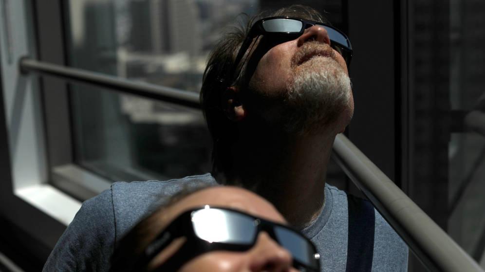 EEUU se prepara para el espectáculo del eclipse solar total de este lunes 8f682b752d48