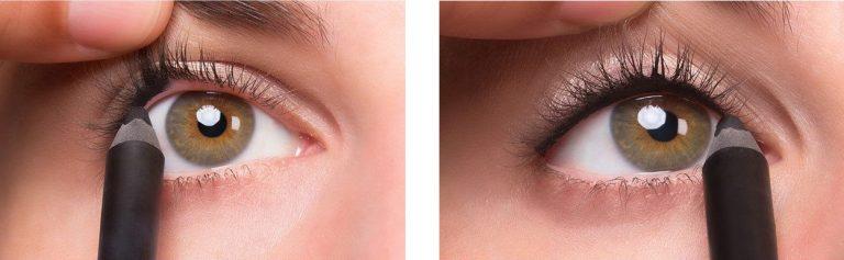 Truco para maquillaje de ojos