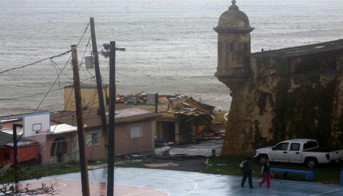 Puerto rico reporta primera muerte por hurac n mar a - Puerto rico huracan maria ...