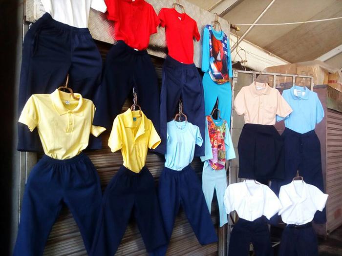 uniformes escolares