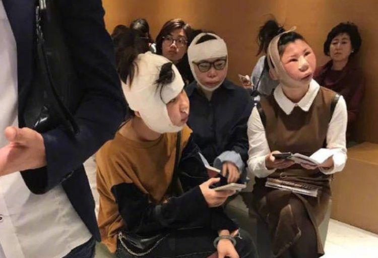 A estas mujeres chinas les prohíben viajar porque no se parecían a la foto de su pasaporte