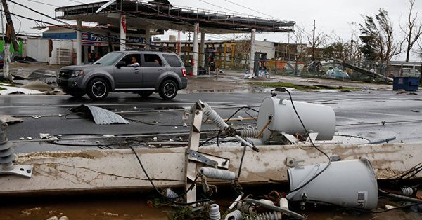 Sistema eléctrico Puerto Rico 2