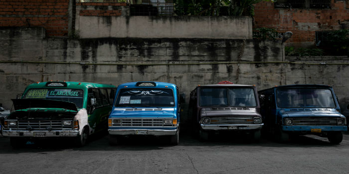 Venezuela transporte 2
