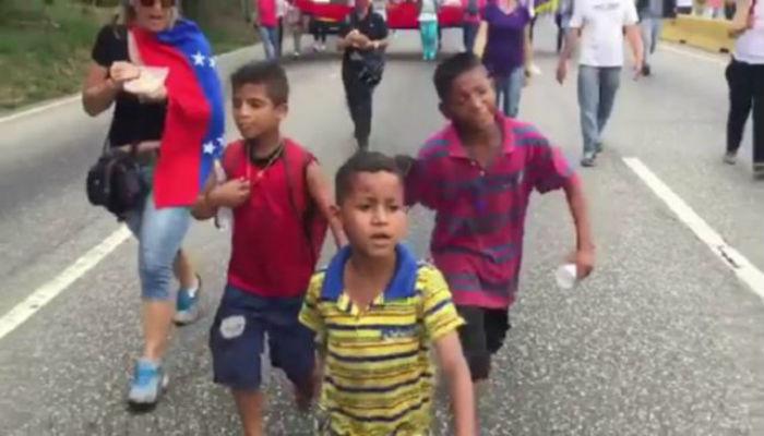 Resultado de imagen para niños venezolanos