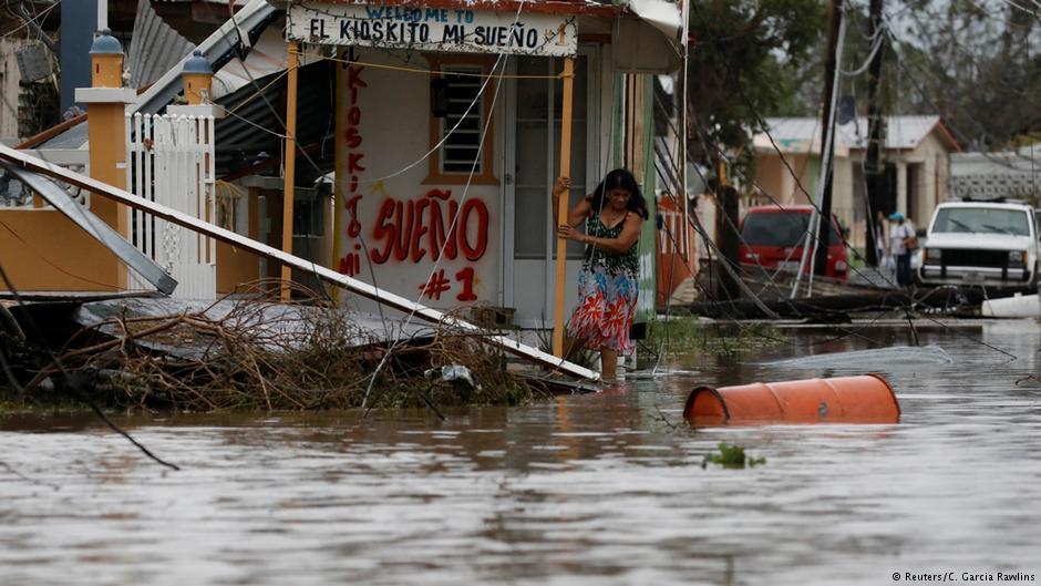 Devastación en Puerto Rico 4