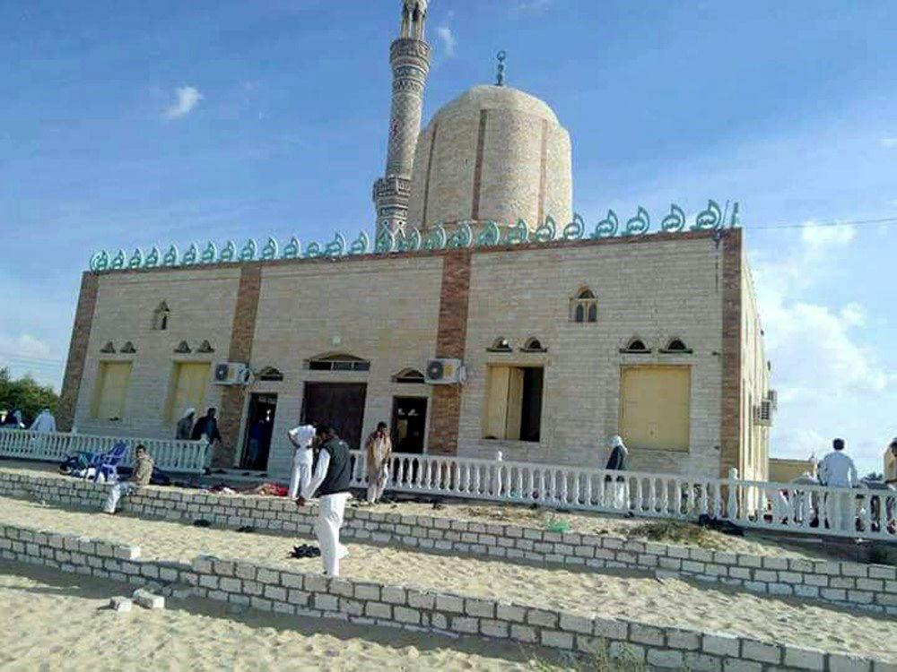 Egipto mezquita 1