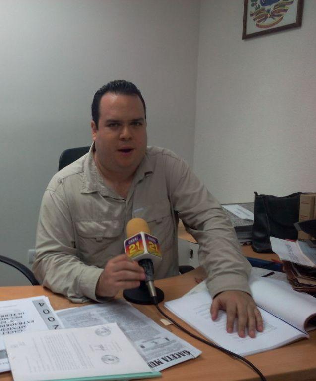 Eduardo Marín - diputado Táchira
