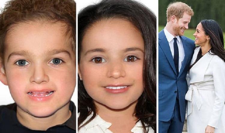 Fotos As 237 Ser 225 N Los Hijos Del Pr 237 Ncipe Harry Y Meghan