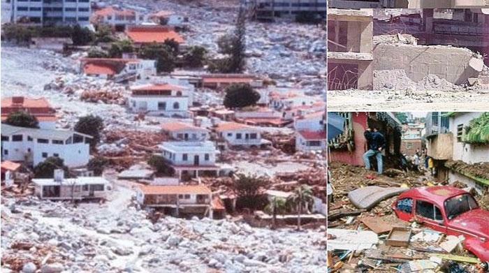 Hoy se cumplen 18 años de la tragedia de Vargas - 800Noticias